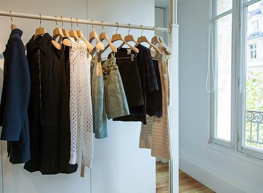 Chloé Showroom / PARIS FASHION WEEK Spring-Summer 2015