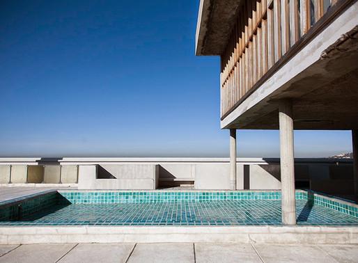 Unité d'Habitation - le Corbusier Marseille