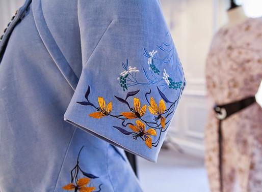 Dior Showroom / PARIS FASHION WEEK Spring-Summer 2015