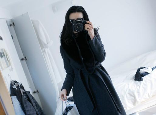 Self Portrait - Tokyo