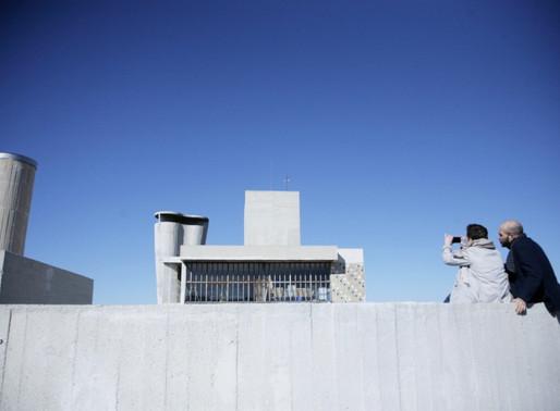 Unité d'Habitation - le Corbusier / Marseille