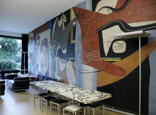 Fondation Suisse - Le Corbusier / Paris