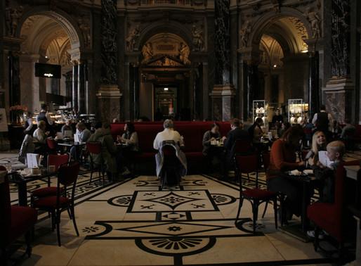 Café-Restaurant in the Kunsthistorisches Museum