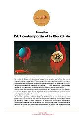 L'Art contemporain&la Blockchain.jpg