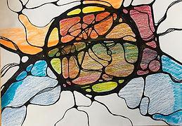 Neurographik, Entladung