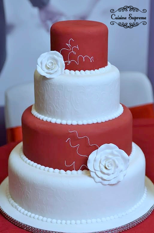 Wedding Cake - January 2015