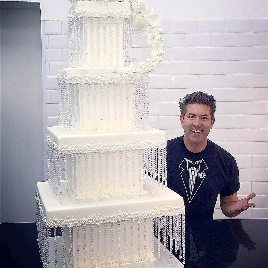 Wedding Cake by Rick Zavala