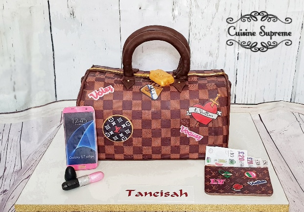 Designer Handbag, Louis Vuitton