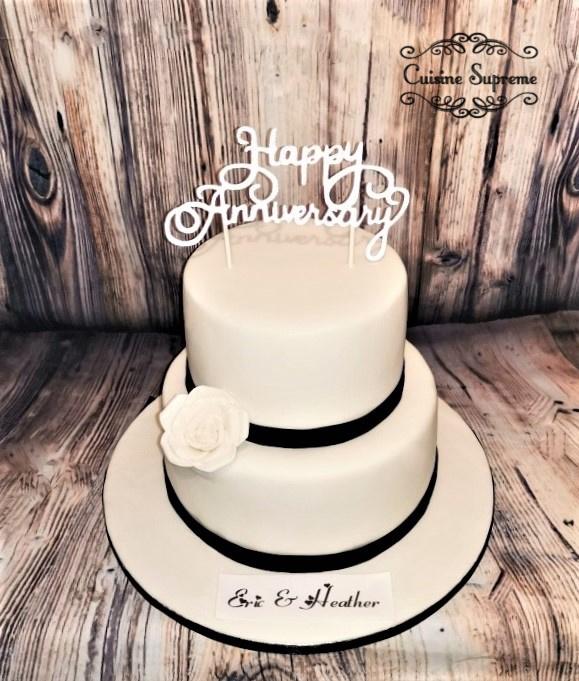 Anniversary Cake Dec 2018