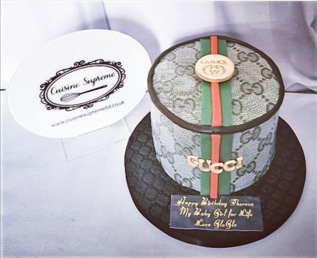 Gucci Rum Fruit Cake