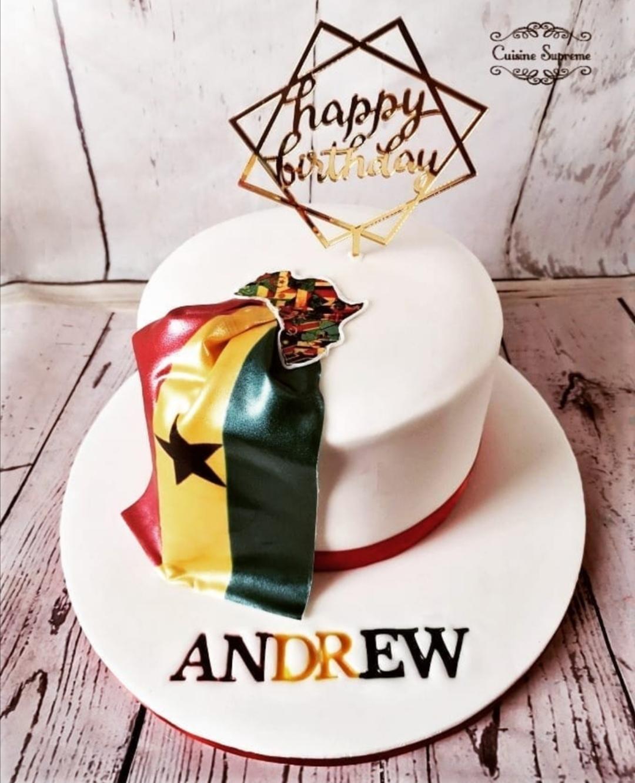 Rum Fruit Cake Birthday
