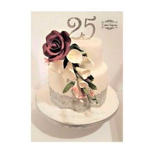 Chocolate Guinness Cake wedding anniversary