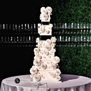 Wedding Cake by Porsha Kimble