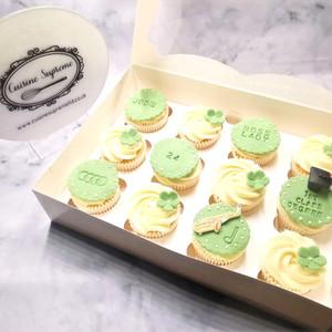 Custom Vanilla Cupcakes
