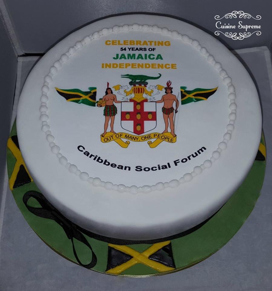 Caribbean Rum Fruit Cake