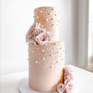 Wedding Cake by River City Cakes