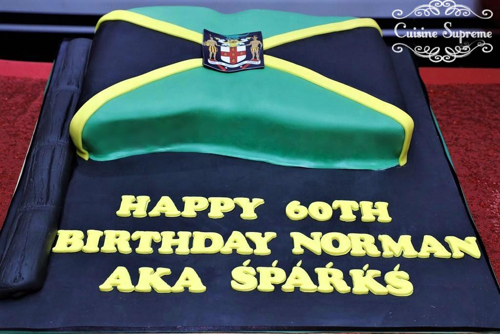 60th Birthday Rum Fruit Cake