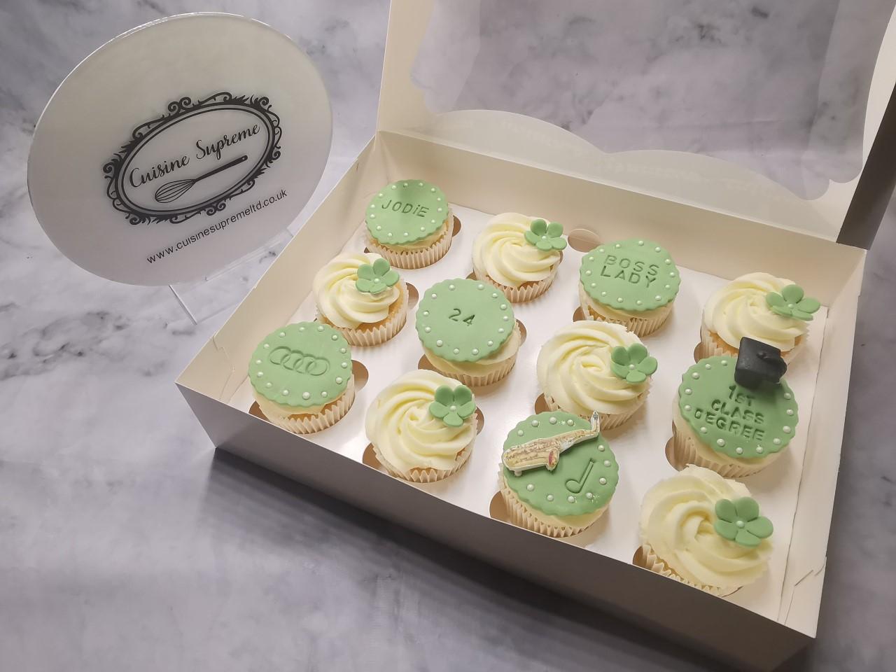 Custom-made Cupcakes