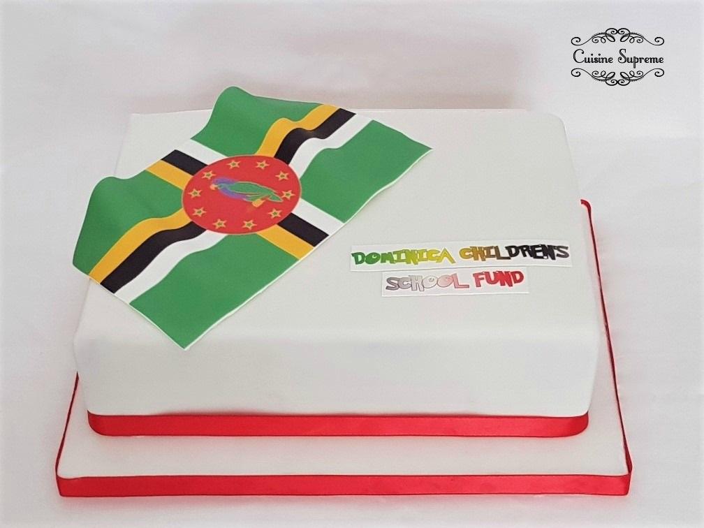 Dominica Children's Cake