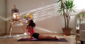 What do Yoga and Art Have in Common? Healing.
