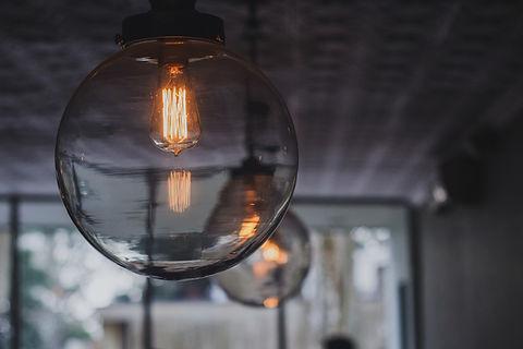 Clear Circular Lamps