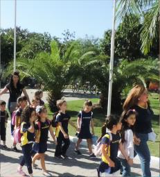 Educação Infantil » Nossos alunos foram ao teatro!