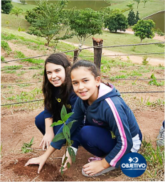 Ensino Fundamental » Os alunos do 4º ano foram conhecer o Projeto Água, em Petrópolis.