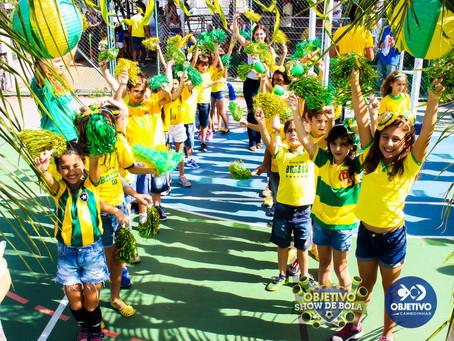 Objetivo Show de Bola reuniu as famílias para uma grande festa!