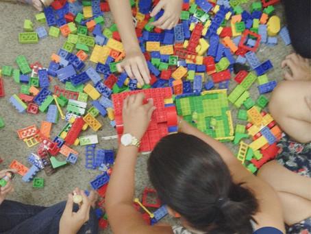 Programa Zoom Educação Infantil nas aulas de STEAM