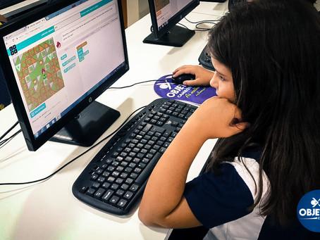 STEM   Programando jogos de forma criativa e divertida.