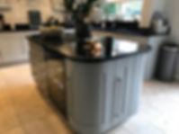 kitchen respray / sheffield / west yorkshire