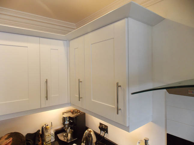 kitchen refurbishment in Poynton, Cheshire