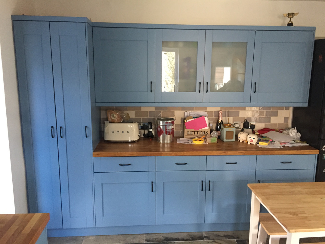 Kitchen refurbishment in Bath, Somerset