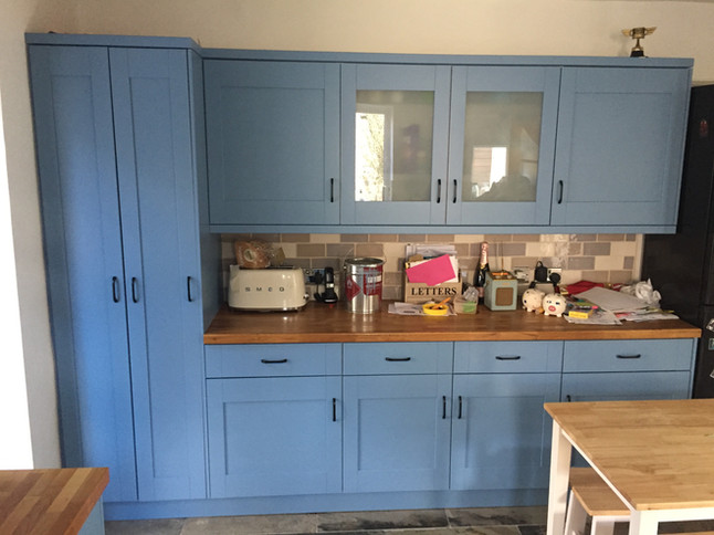 Kitchen refurbishment in Bath, Somerset