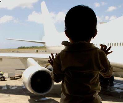 Cuidados especiais para viajar com os pequenos