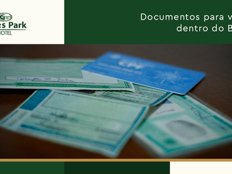 Documentos para viagem nacional: tire suas dúvidas para viajar