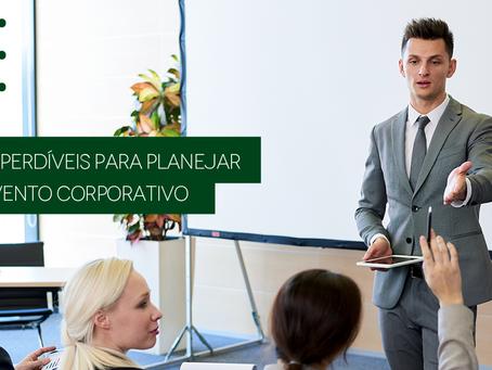 Como organizar um evento corporativo que supere todas as expectativas
