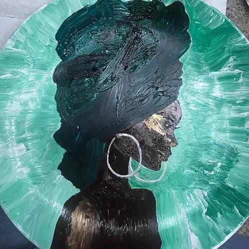 Африканка Green