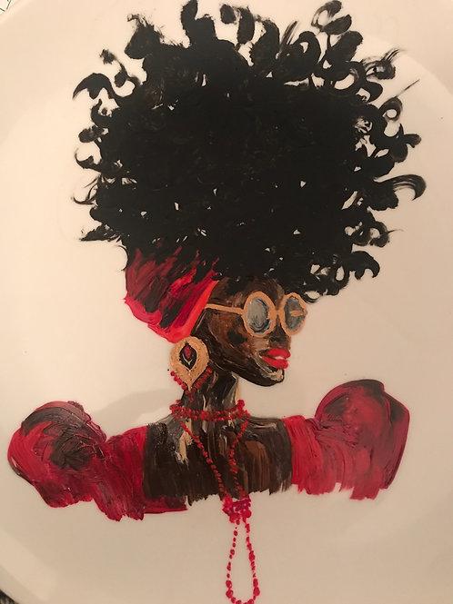 Африканка Curl