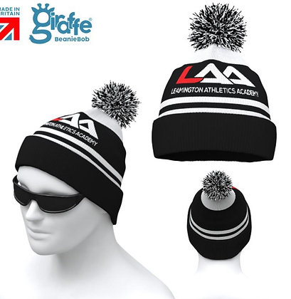 LAA Knitted Bobble Hats