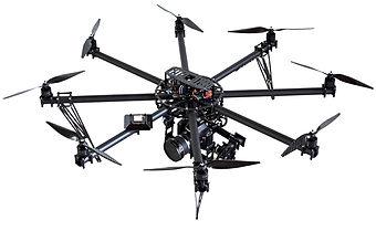Progettazione e Produzione Droni