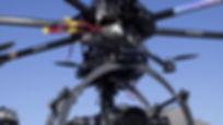 Droni multirotore filmati aerei
