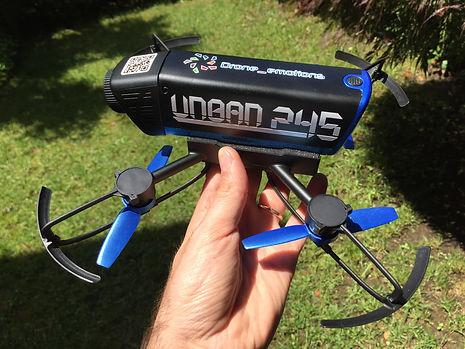 drone 250 grammi inoffensivo
