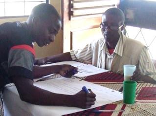 Project report: Mozambique, community development Training Program