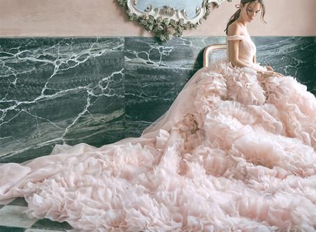 New York Bridal Fashion Week – The Best Bits!