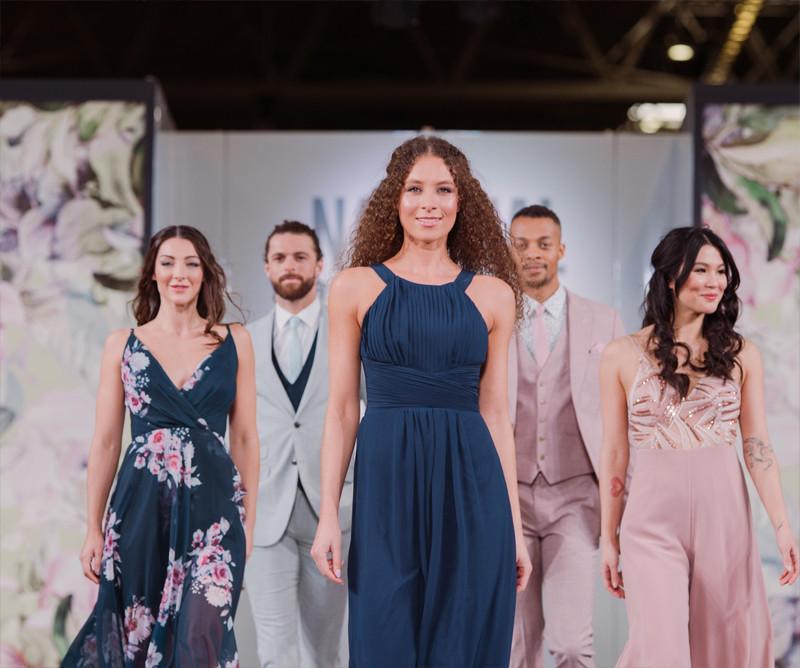 bridesmaid dresses groomsmen the national wedding show 2020 london birmingham