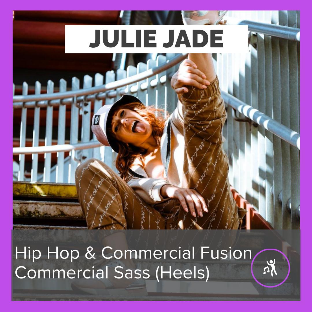 JULIE JADE