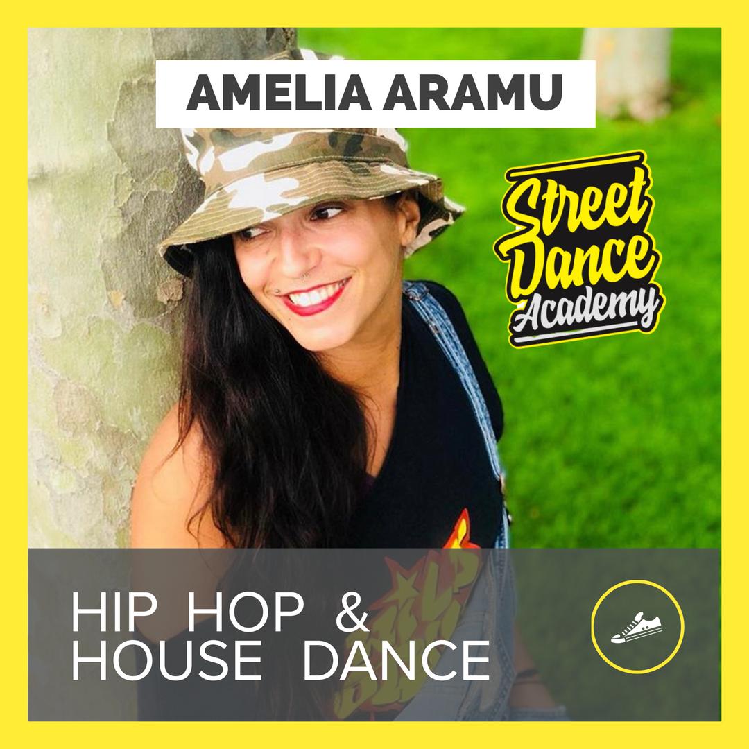 AMELIA ARAMU