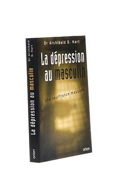 La dépression au masculin,Danièle Starenkyj, Publications Orion