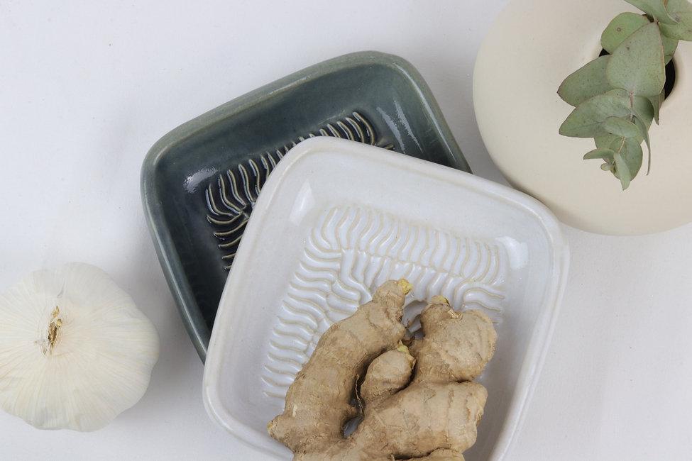 ceramico finnland reibeteller keramik ingwer